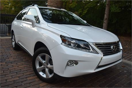 Selling my neatly used 2015 Lexus RX Sportdesign Sport Utility 4-Door