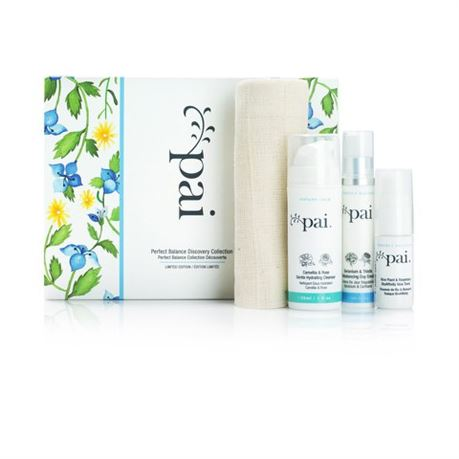 ORGANIC SKINCARE PERFECT BALANCE DISCOVERY COLLECTION