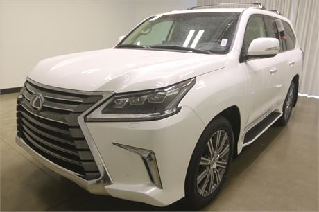 Buy Car Lexus LX 570 2017  from car broker