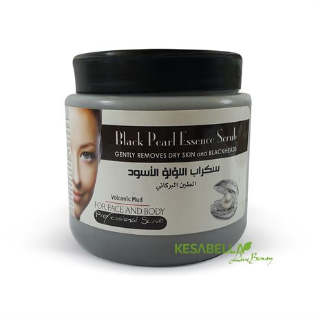 Black Pearl Essence Scrub