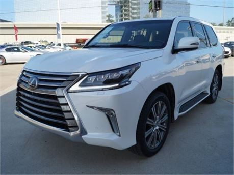 Buy 2016 Lexus LX 570 SUV car with full options -