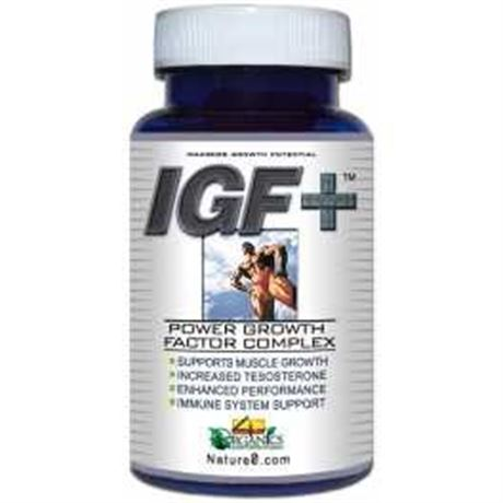 Buy Growth Muscle Performance Support Supplement (30 Capsules)
