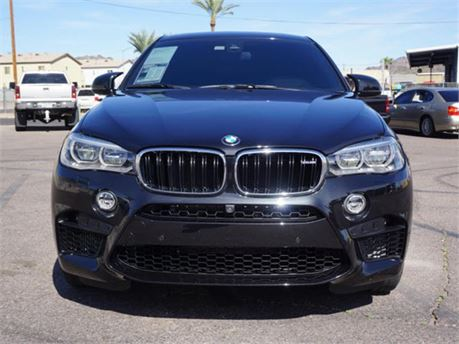 Used BMW X6 M 2017 /No accident record